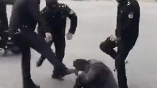 街道回应多名协管员围殴男子:对方先动手,3协管员已解聘