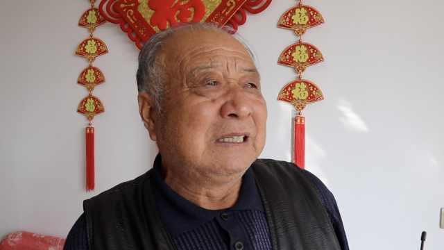 毛洪涛75岁堂兄含泪发声:他性格直得很,一是一二是二