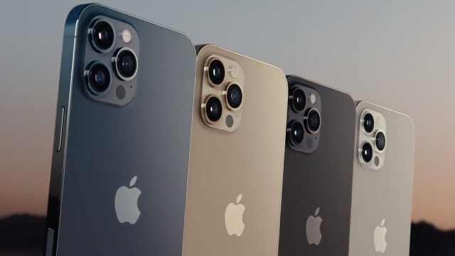 iPhone12预购量超iPhone11,黄牛称Pro上市加500能卖