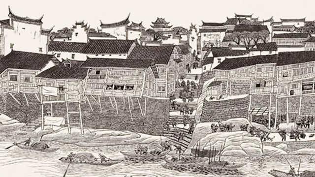 改变上海历史的小镇,海上丝绸之路重要港口,为何没落千年?