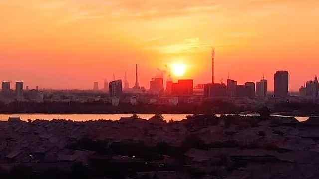 古城夕阳无限好