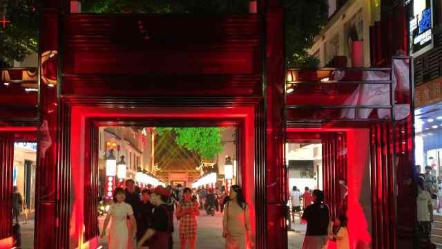 """150岁老街新妆亮相,苏州观前街""""王者归来"""""""