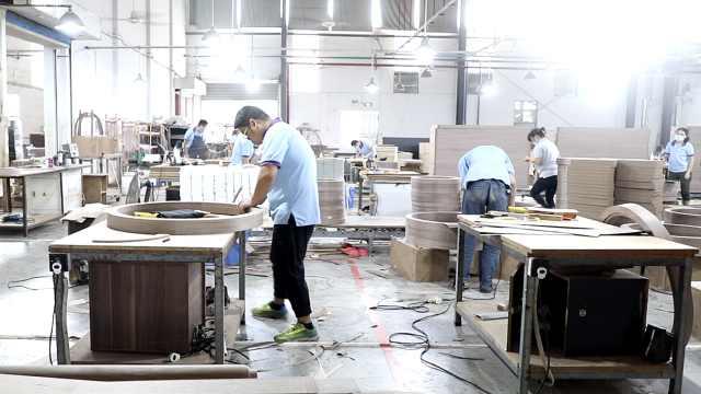 疫情下的家具制造工厂:有惊无险,出口订单逆势增长