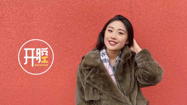 牛津大学女辩手赛茜:华裔女性有野心,这没有错