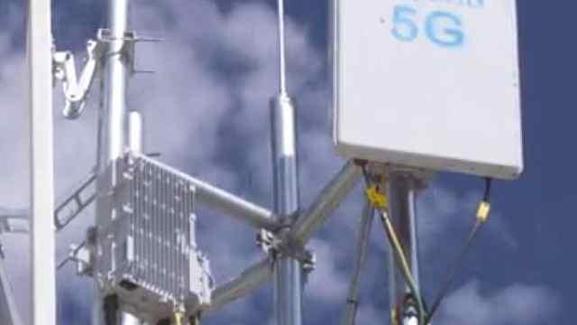 5G基站正在建设,未来正在加速赶来