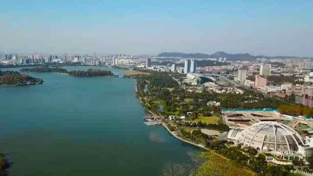 南京打造紫金山—玄武湖城市中心公园
