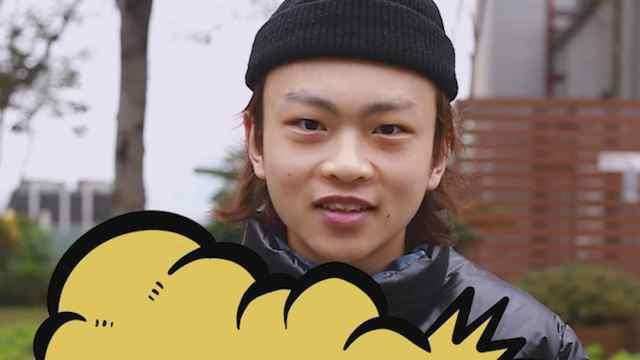 王一博刚学会的滑板新招你会吗?