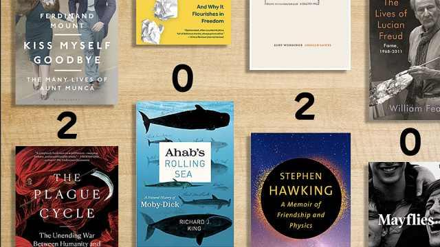 2020,英美顶尖学者和作家推荐这15本书