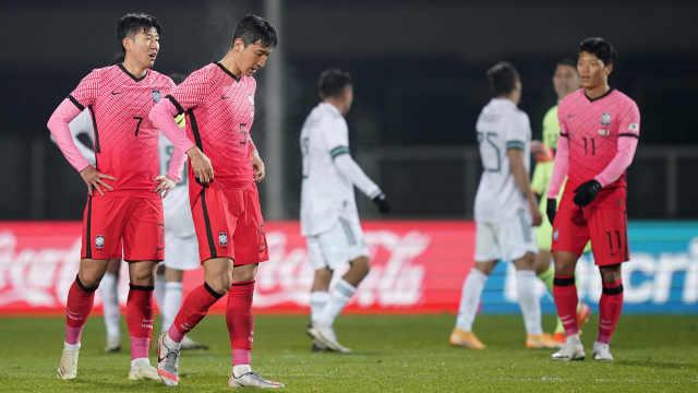 国际比赛日成新冠重灾区,韩国男足10人感染新冠