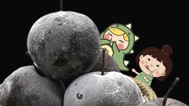 为什么东北冻梨又黑又硬还能吃?