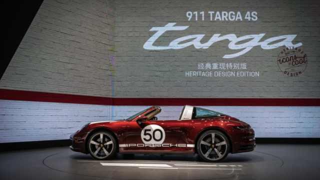 都说保时捷911是最美跑车,而它是911的颜值新巅峰
