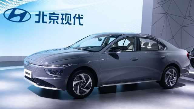 北京现代携多款新品出击广州车展
