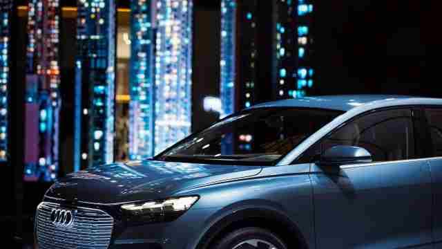 设计上海2020来了,奥迪带你探索未来