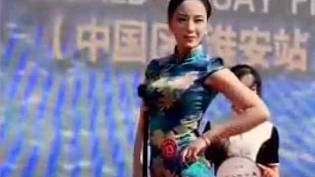 独腿美女获健美大赛冠军,网友:自信的女人最美