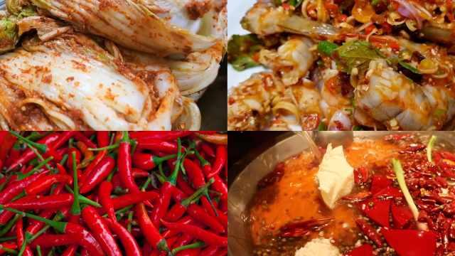 盘点全球最能吃辣的十个国家,越辣越过瘾!