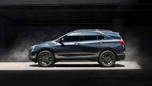 雪佛兰新探界者传承85年美式SUV DNA,彰显美式力量