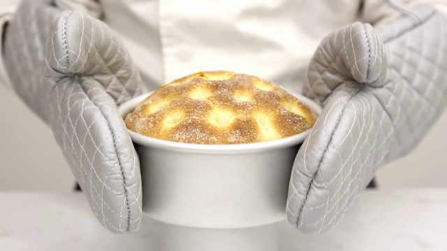 糖粉布里欧修:面包与蛋糕间的美味