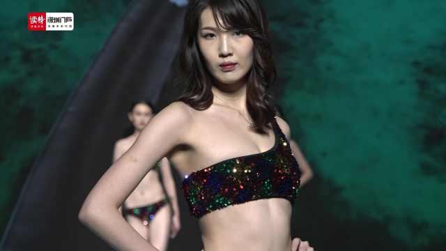 中国面孔演绎中国力量,国际精英超模大赛在深圳举办