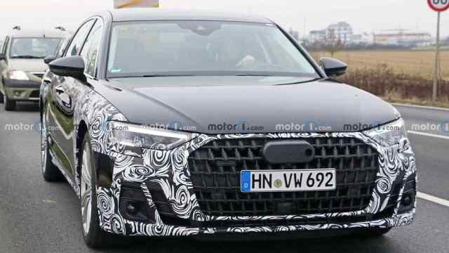 奥迪A8将推奢华版,会是奔驰迈巴赫对手吗?