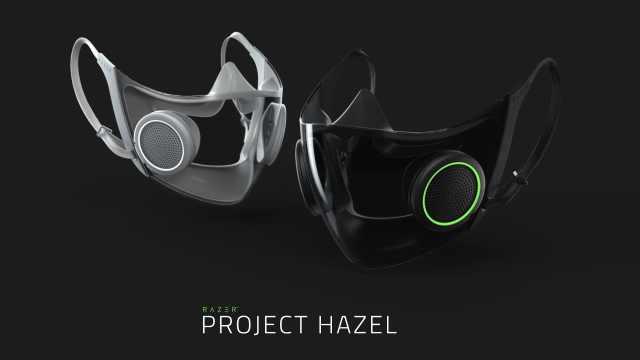雷蛇推出N95透明智能口罩,自称世界上最聪明的口罩