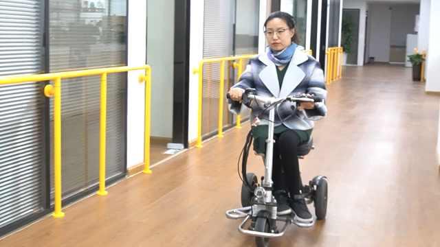 31岁女孩在轮椅上创业,帮助近3000名残障人士就业