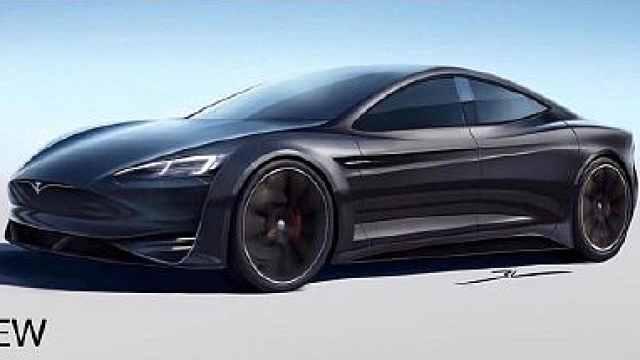 续航996公里?新款特斯拉Model S数据泄露