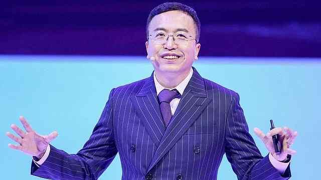 荣耀独立后赵明首次亮相:50%员工是研发人员