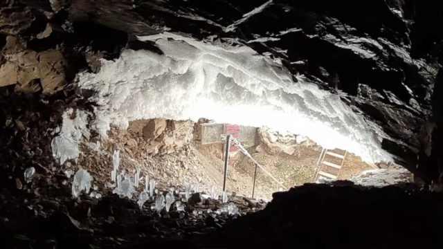 探秘大兴安岭之眼:1.5万年前古人类洞穴