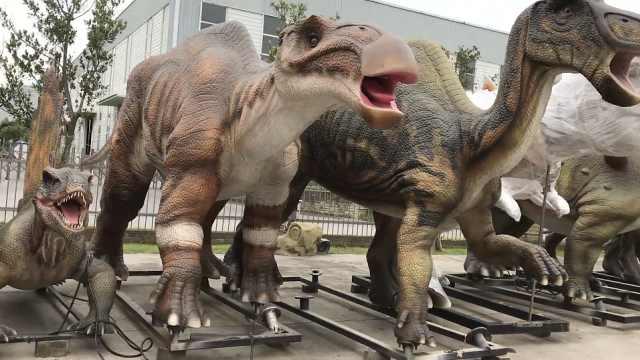 """中国小城号称恐龙之乡,全球80%恐龙在这里""""复活"""""""
