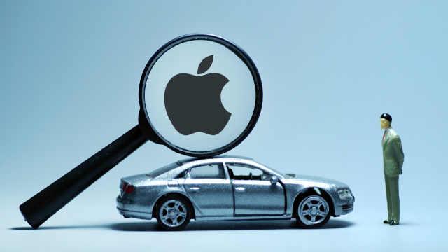 苹果发布汽车招聘岗位:造车步入实质性阶段