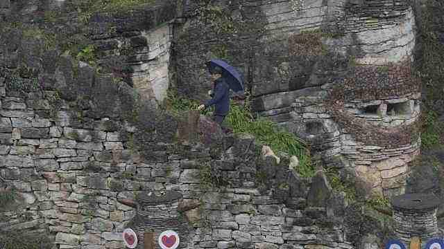 贵州有个夜郎谷,8旬老人建造20年,年入700万后又捐了