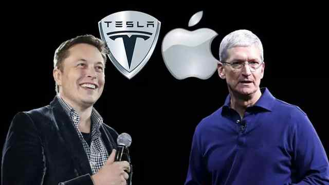 苹果狂挖特斯拉高管,马斯克、库克即将开战?