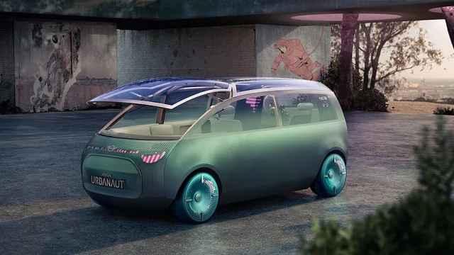 未来汽车长啥样?这个视频告诉你