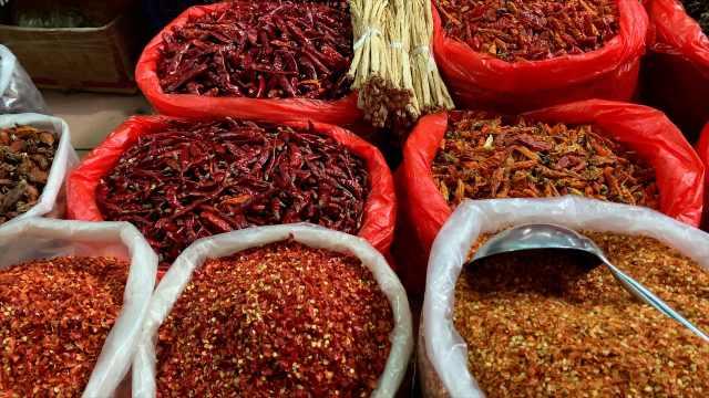 广东也有能吃辣的城市!号称没有辣椒的菜吃不饱