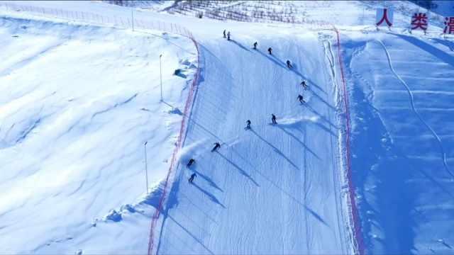 2021 换个姿势游新疆:滑雪