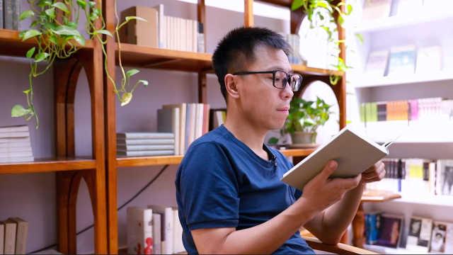 双雪涛:我读中学时就喜欢给同学们讲故事