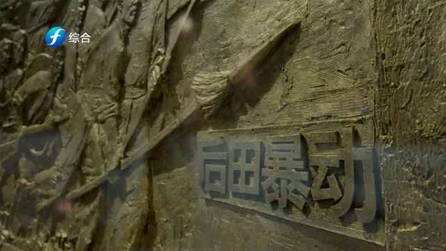 纪录片《红色摇篮》短视频004·后田暴动