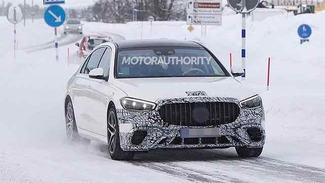 顶级奔驰AMG也用插电混动,性能还纯吗?