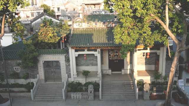 深圳闹市藏着一座历史古墟,千年之前繁盛若长安