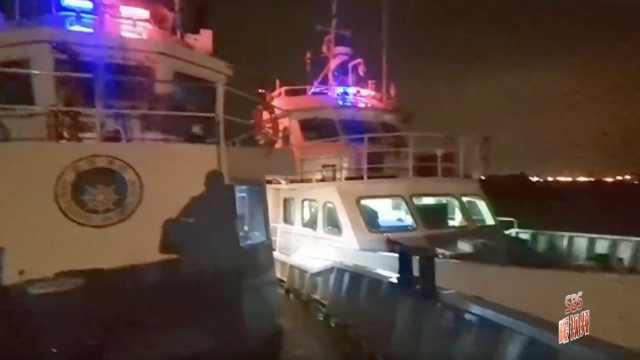长江禁渔联合巡查,苏州在行动!