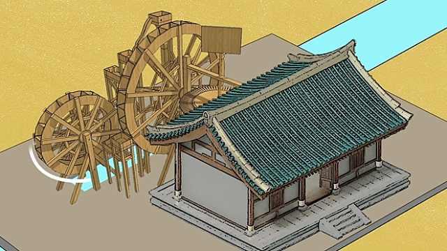 古代人夏天如何降温?原来早在唐朝,他们就发明了中央空调!