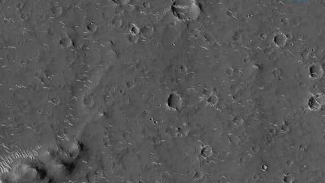 酷!高清大图来了!火星表面长这样!
