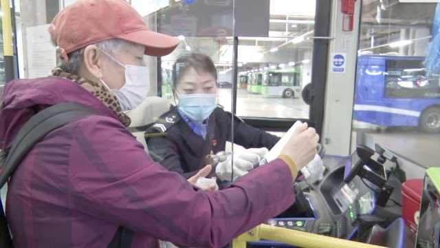 好评!80后蒙古族女公交司机坚持14年用蒙汉双语服务