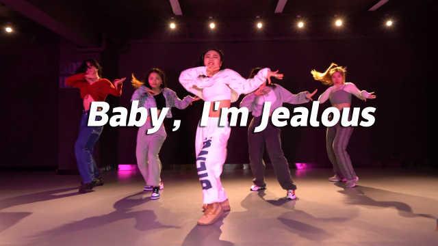 音音编舞《Baby,I'm Jealous》,野性妖娆无缝对切