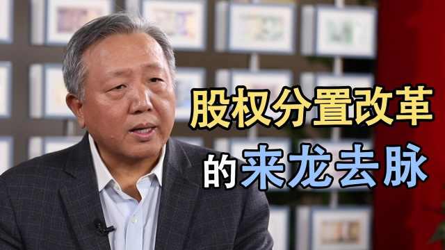 吴晓求:股权分置改革的来龙去脉