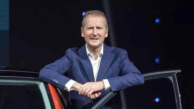 大众CEO:2030年纯电车占比80%,充电更方便