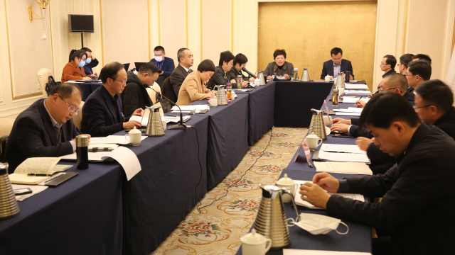 南昌市政协委员分组讨论市人民政府工作报告