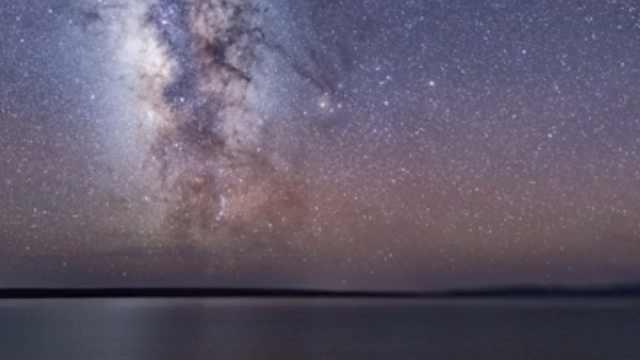 《锵锵行天下》:世界上最好的银河在这里