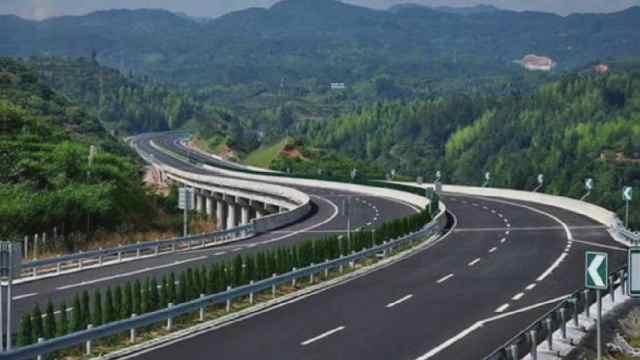 5+4!遵义这些高速公路经过你家吗?