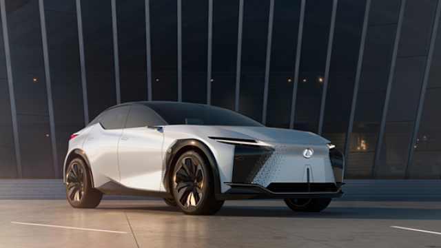 雷克萨斯加速转型,2025年前推出10款电动车